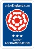 English Tourism Council - 3 stars